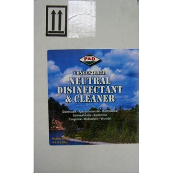 MAGIC 555 Neutral Disinfectant & Cleaner
