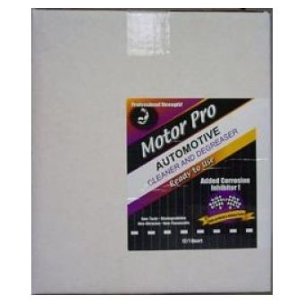 Motor Pro Automotive Cleaner and Degreaser(4-1 QT.)